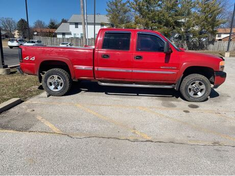 2001 GMC Sierra 2500HD SLE Crew Cab Short Bed 4WD Jacksonville IL