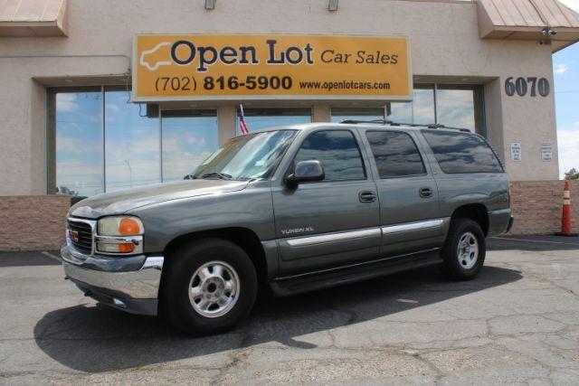 2001 GMC Yukon XL 1500 2WD Las Vegas NV