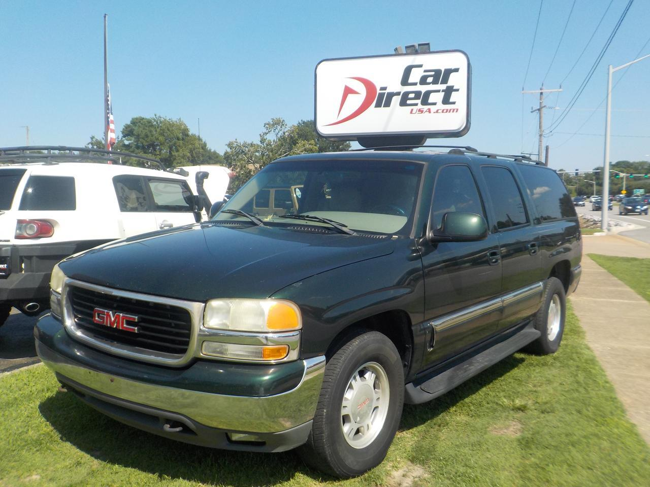 2001 GMC Yukon XL WHOLESALE TO THE PUBLIC! GET THIS DEAL BEFORE THIS 2001 GMC YUKON GOES TO AUCTION!