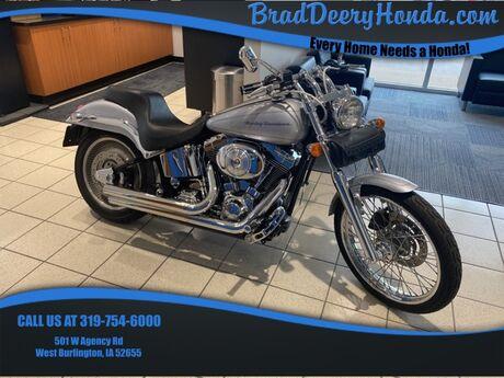 2001 Harley-Davidson FXSTDI Softail Deuce West Burlington IA