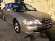 2001_Honda_Accord_EX V6 sedan_ Spokane WA