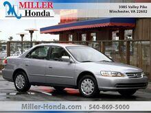 2001_Honda_Accord_LX_ Winchester VA