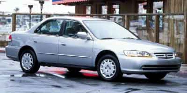 2001 Honda Accord Sdn LX Glenview IL