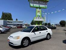 2001_Honda_Civic_LX_ Eugene OR