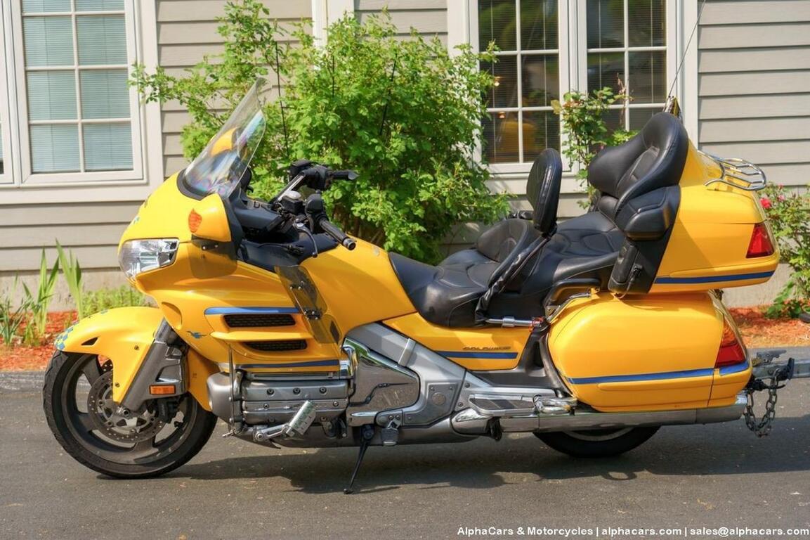 2001 Honda GL1800 Goldwing Boxborough MA