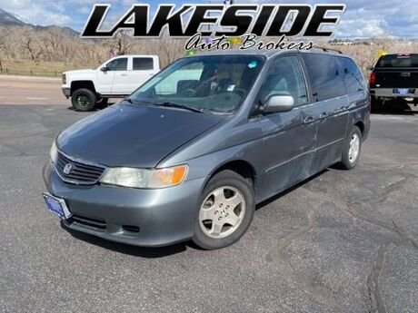 2001 Honda Odyssey EX Colorado Springs CO