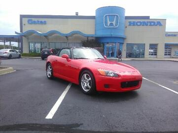 2001_Honda_S2000_2dr Conv_ Lexington KY