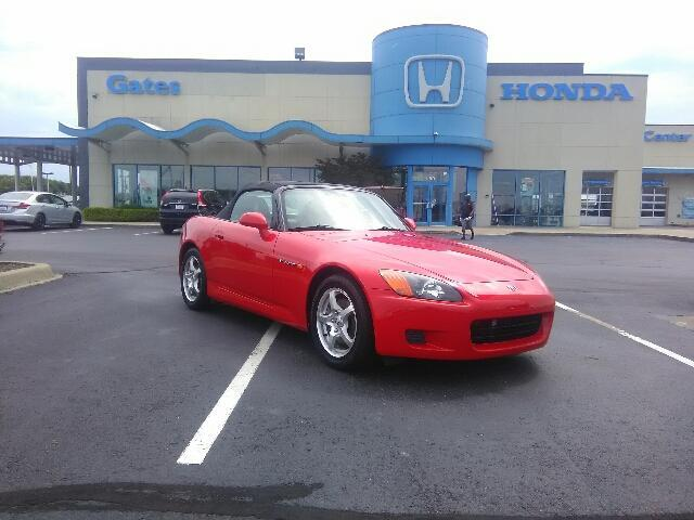 2001 Honda S2000 2dr Conv Lexington KY