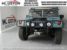 2001_Hummer_H1_Enclosed_ Houston TX