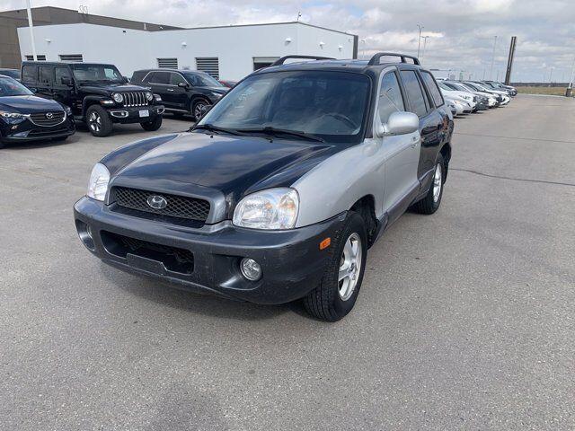 2001 Hyundai Santa Fe  Calgary AB