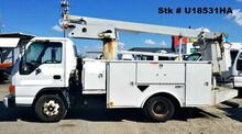 2001_Isuzu_NPR_Bucket Truck_ Homestead FL