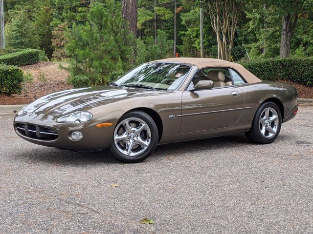 2001 Jaguar XK8 XK8 Raleigh NC