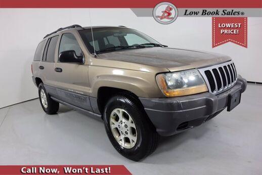 2001_Jeep_GRAND CHEROKEE_Laredo_ Salt Lake City UT