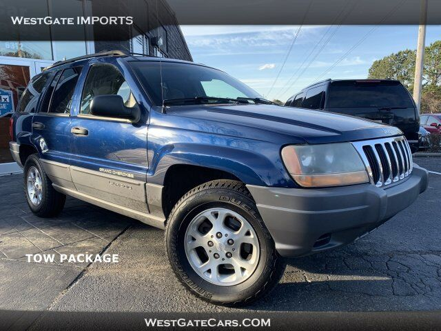 2001 Jeep Grand Cherokee Laredo Raleigh NC