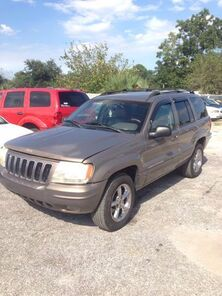 Jeep Grand Cherokee Limited 2WD 2001