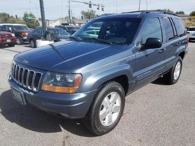 2001 Jeep Grand Cherokee Limited Idaho Falls ID