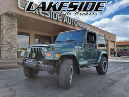 2001_Jeep_Wrangler_Sahara_ Colorado Springs CO