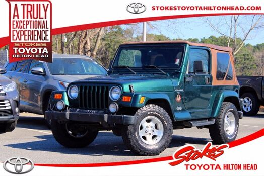 2001_Jeep_Wrangler_Sahara_ Aiken SC