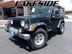 2001_Jeep_Wrangler_Sport_ Colorado Springs CO
