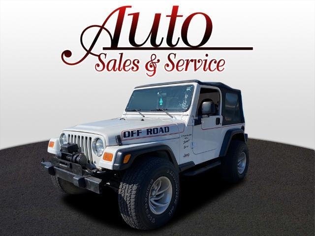 2001 Jeep Wrangler Sport Indianapolis IN