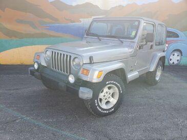 2001_Jeep_Wrangler_Sport_ Saint Joseph MO