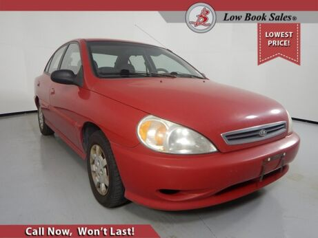 2001_Kia_RIO__ Salt Lake City UT
