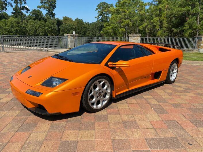2001 Lamborghini Diablo VT 6.0  The Woodlands TX