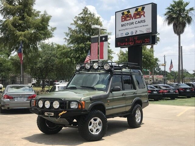 2001_Land Rover_Discovery Series II_SE_ Houston TX