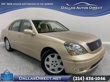 2001_Lexus_LS 430__ Carrollton  TX