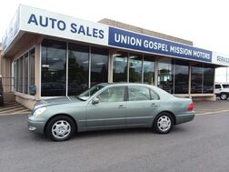 2001_Lexus_LS 430_Sedan_ Spokane Valley WA