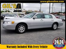 2001_Lincoln_Town Car_Signature_ Columbus GA