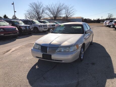 2001 Lincoln Town Car Signature Gainesville TX