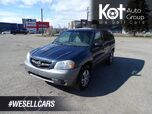 2001 Mazda Tribute SUV LX AWD