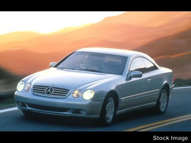 2001 Mercedes-Benz CL-Class CL 600 Indianapolis IN