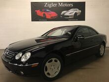 2001_Mercedes-Benz_CL600 Coupe_One Owner Clean Carfax Well maintained_ Addison TX