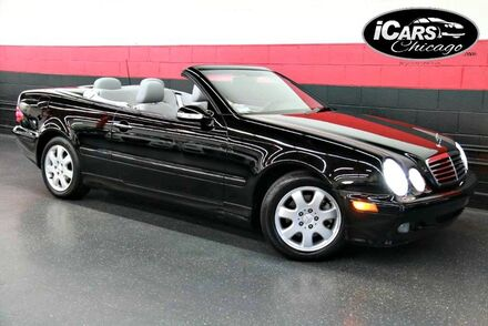 2001_Mercedes-Benz_CLK320_2dr Convertible_ Chicago IL