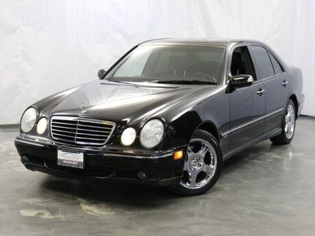 2001 Mercedes-Benz E-Class E430 Sport / 4.3L V8 Engine / RWD Addison IL