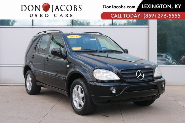 2001 Mercedes-Benz M-Class ML 320 Lexington KY