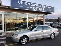 2001_Mercedes-Benz_S-Class_S430_ Spokane Valley WA