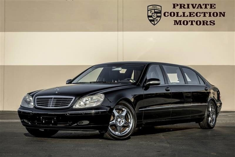 Used mercedes benz s500 pullman costa mesa ca for Mercedes benz costa mesa