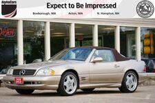 2001 Mercedes-Benz SL-Class