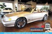 2001 Mercedes-Benz SL-Class SL 500 Roadster w/Dual-Tops