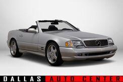 2001_Mercedes-Benz_SL-Class_SL500_ Carrollton TX