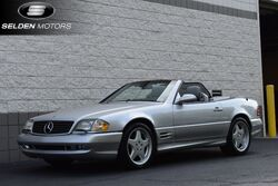 Mercedes-Benz SL500  2001
