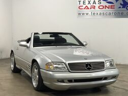 2001_Mercedes-Benz_SL500_REMOVABLE HARDTOP LEATHER HEATED SEATS AUTOMATIC CLIMATE CONTROL_ Carrollton TX