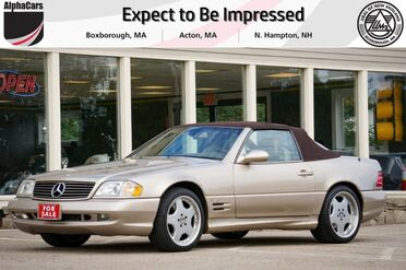 2001_Mercedes-Benz_SL600_AMG Roadster_ Boxborough MA