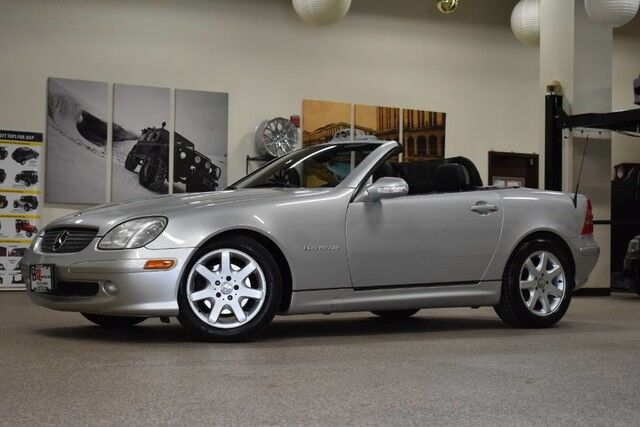 2001 Mercedes-Benz SLK 230 Kompressor Boston MA