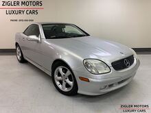 2001_Mercedes-Benz_SLK-Class 3.2 V6 One Owner_6-Speed Manual Clean Carfax!_ Addison TX