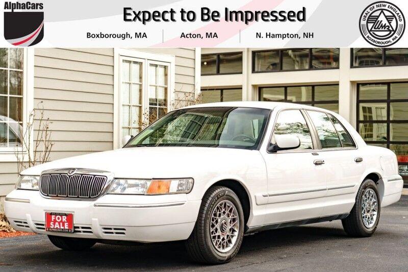 2001 Mercury Grand Marquis GS Boxborough MA