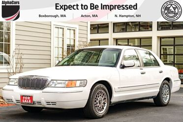 2001_Mercury_Grand Marquis_GS_ Boxborough MA